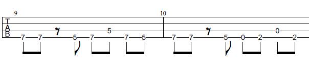 少女 レイ ギター コード